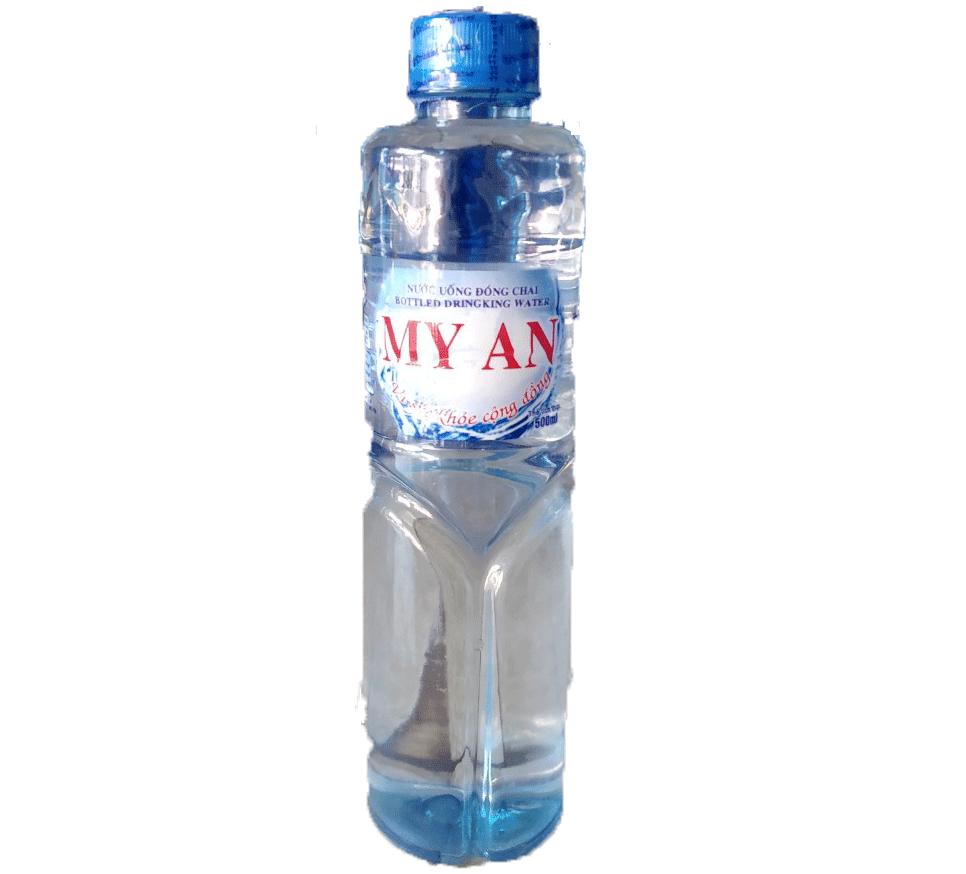 Nước tinh khiết MY AN 500ml